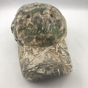 Cabela's Color Phase Camo Hat Zonz Western Hunting
